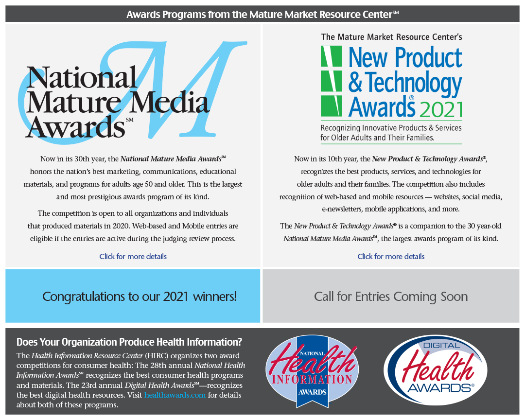 National Health Information Awards and Digital Health Awards