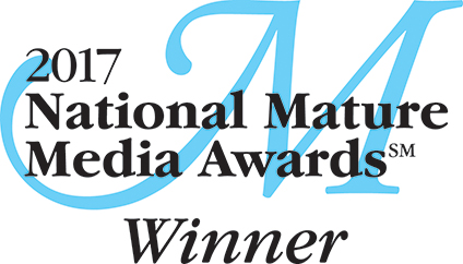 2017 National Mature Media Award WINNER
